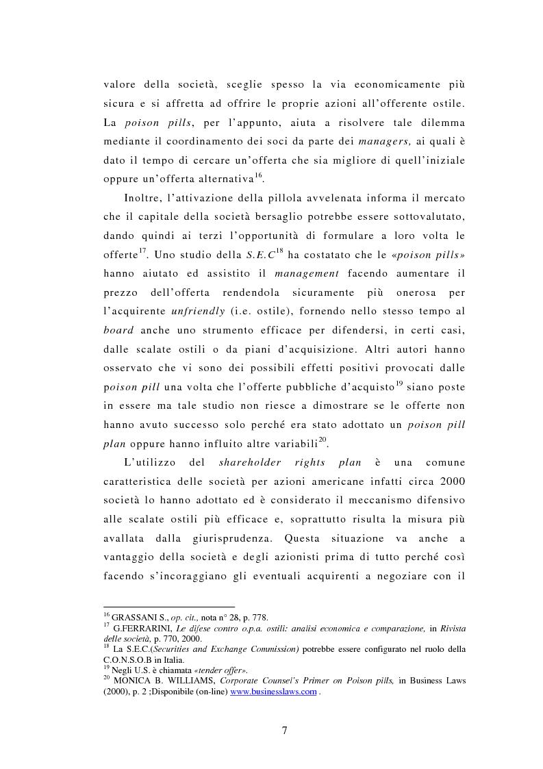 Anteprima della tesi: Poison Pills, Pagina 7