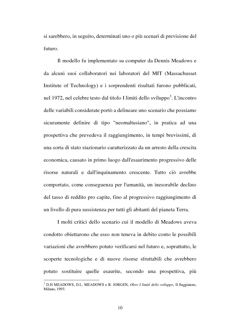 Anteprima della tesi: I rifiuti in italia. Profili giuridici ed economici. Analisi statistica, Pagina 10