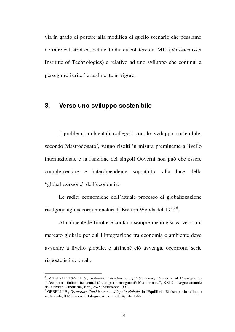 Anteprima della tesi: I rifiuti in italia. Profili giuridici ed economici. Analisi statistica, Pagina 14