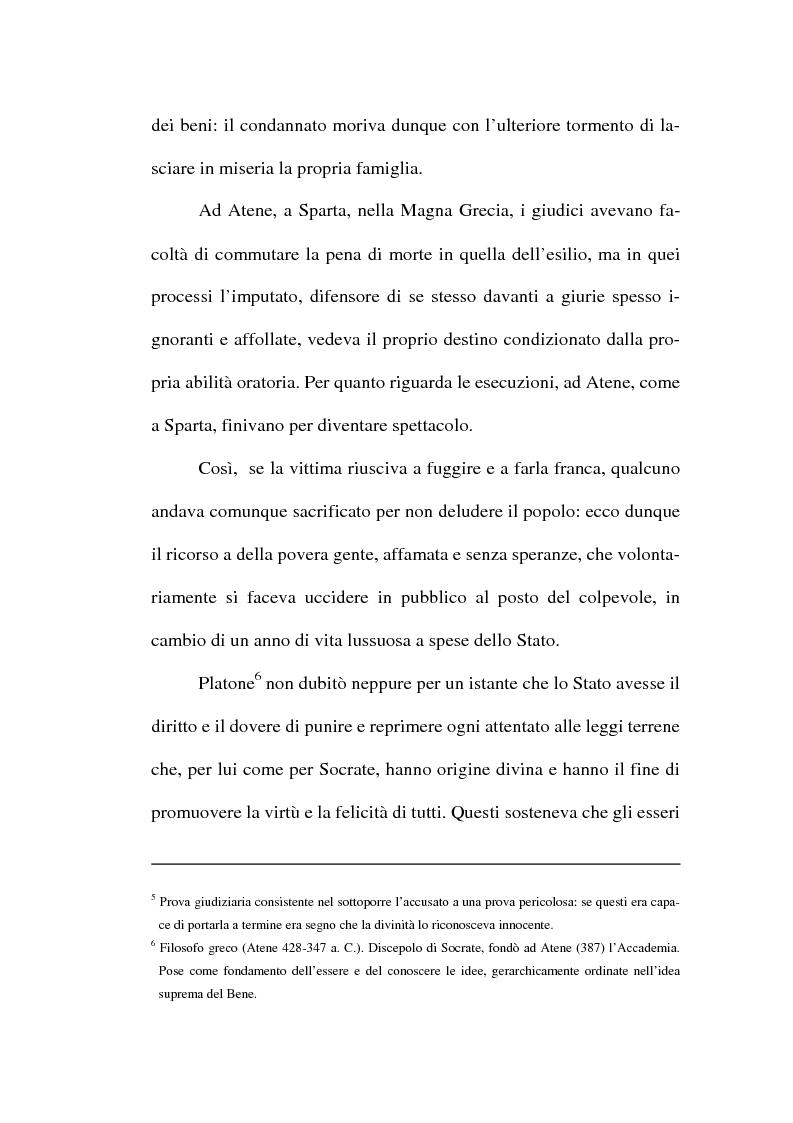 Anteprima della tesi: L'abolizione della pena di morte nella normativa internazionale, Pagina 12
