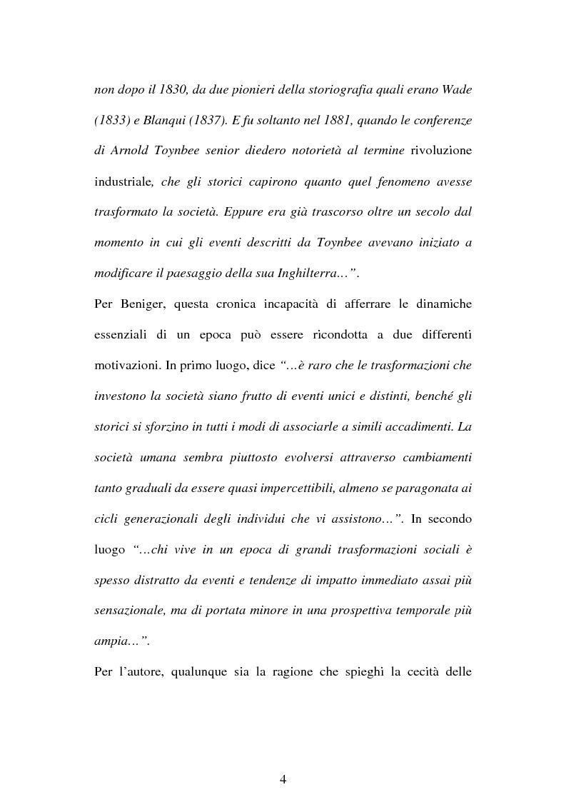Anteprima della tesi: La società dell'informazione e la tutela della privacy nell'ordinamento internazionale e comunitario, Pagina 10