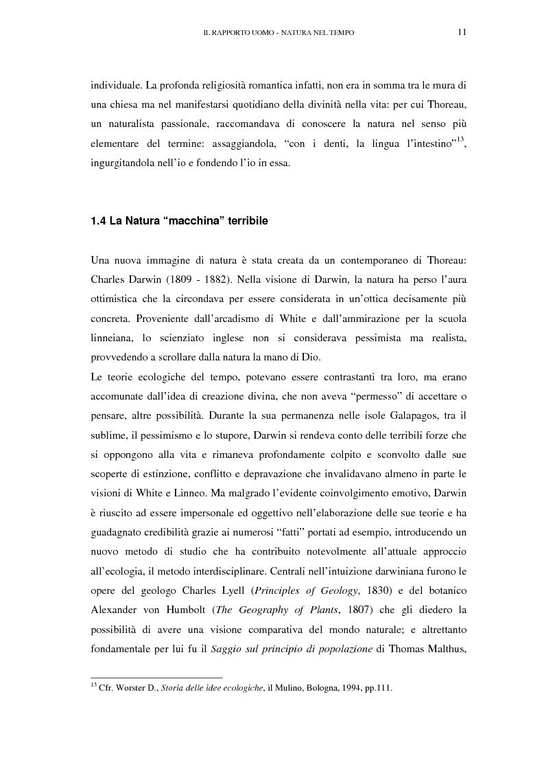 Anteprima della tesi: Il turismo sostenibile e l'impresa alberghiera: casi italiani e inglesi, Pagina 11