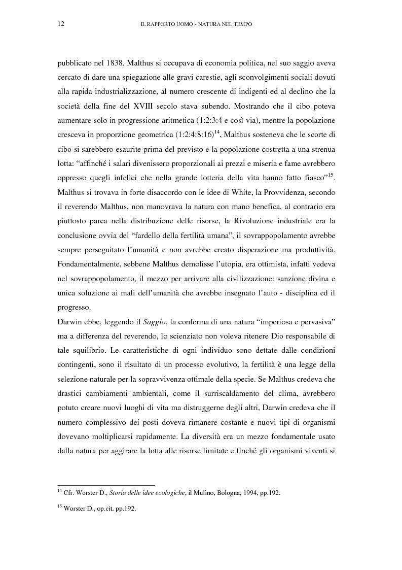 Anteprima della tesi: Il turismo sostenibile e l'impresa alberghiera: casi italiani e inglesi, Pagina 12