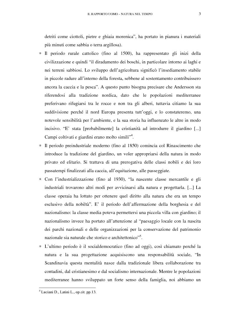 Anteprima della tesi: Il turismo sostenibile e l'impresa alberghiera: casi italiani e inglesi, Pagina 3