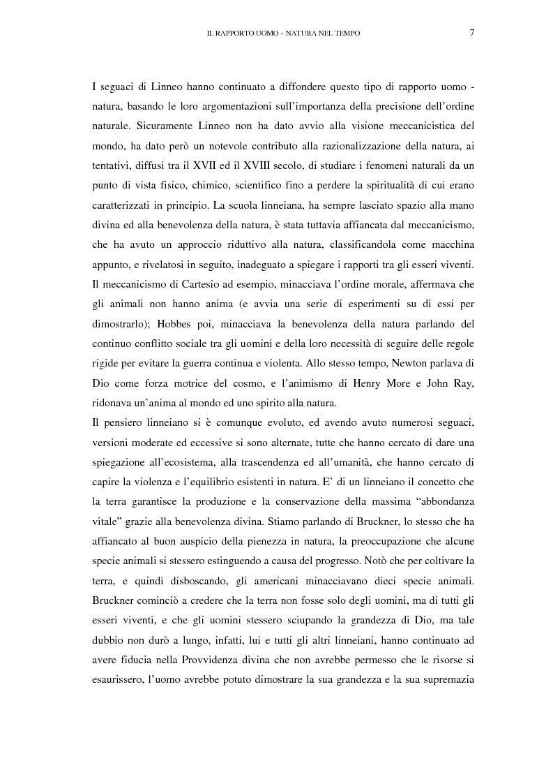 Anteprima della tesi: Il turismo sostenibile e l'impresa alberghiera: casi italiani e inglesi, Pagina 7