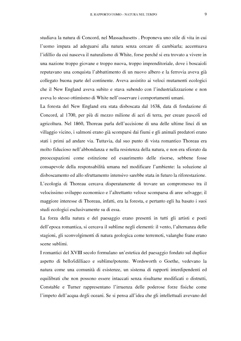 Anteprima della tesi: Il turismo sostenibile e l'impresa alberghiera: casi italiani e inglesi, Pagina 9