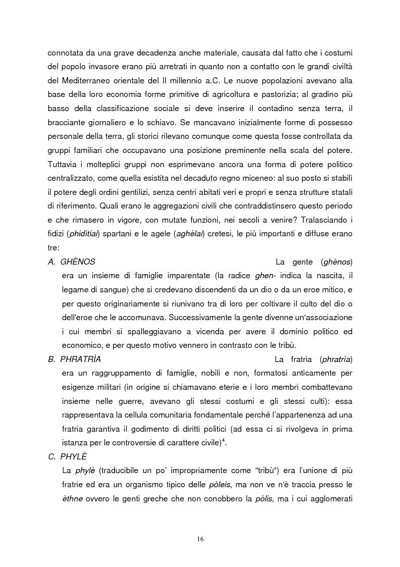 Anteprima della tesi: La democrazia ateniese. Un modello per la democrazia moderna, Pagina 8