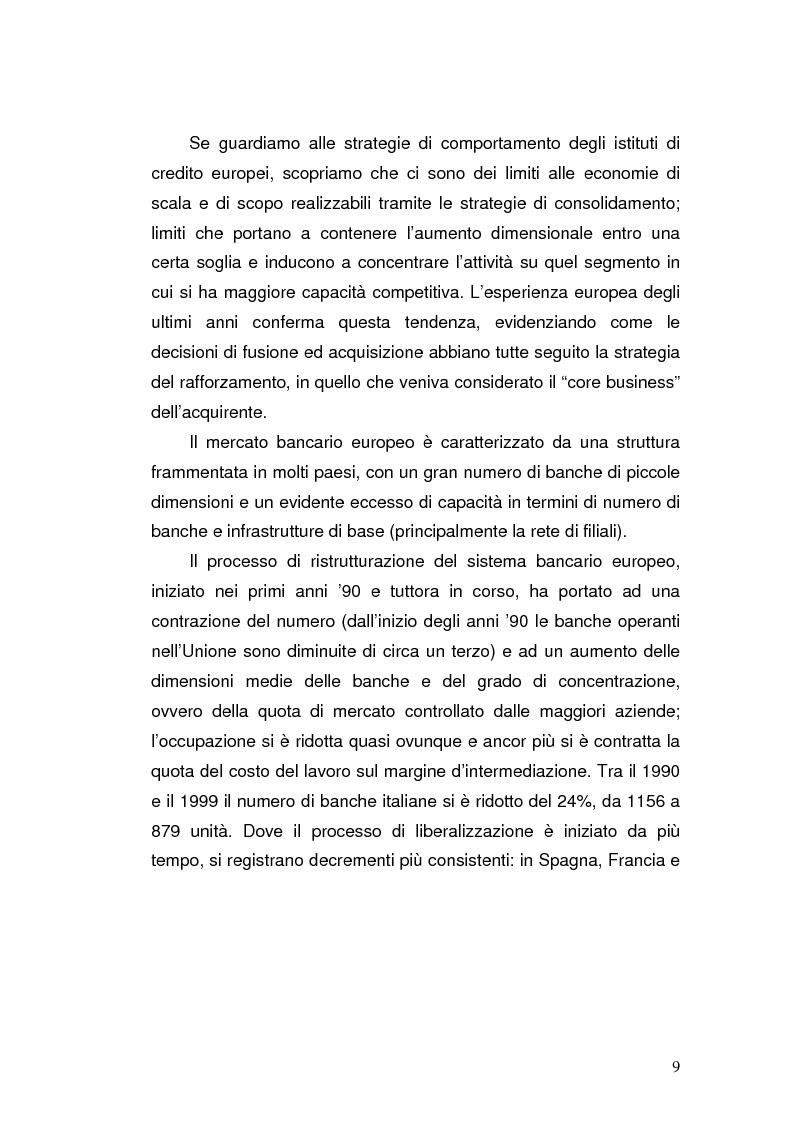 Anteprima della tesi: I prodotti bancari virtuali - Un'indagine di mercato per la Cassa di Risparmio di Asti, Pagina 12