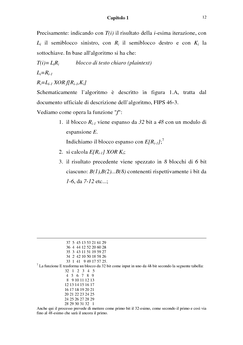 Anteprima della tesi: La sicurezza nei sistemi informatici: firma digitale,  l'algoritmo di Shor e sue possibili conseguenze, Pagina 10