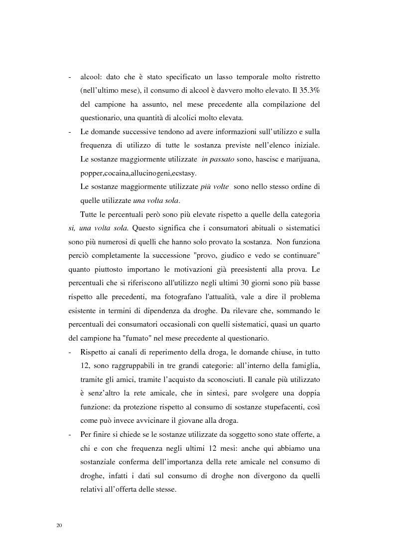 Anteprima della tesi: Il progetto del ''Delegato Sociale'', una sperimentazione nelle imprese e servizi della Provincia di Reggio Emilia, Pagina 12