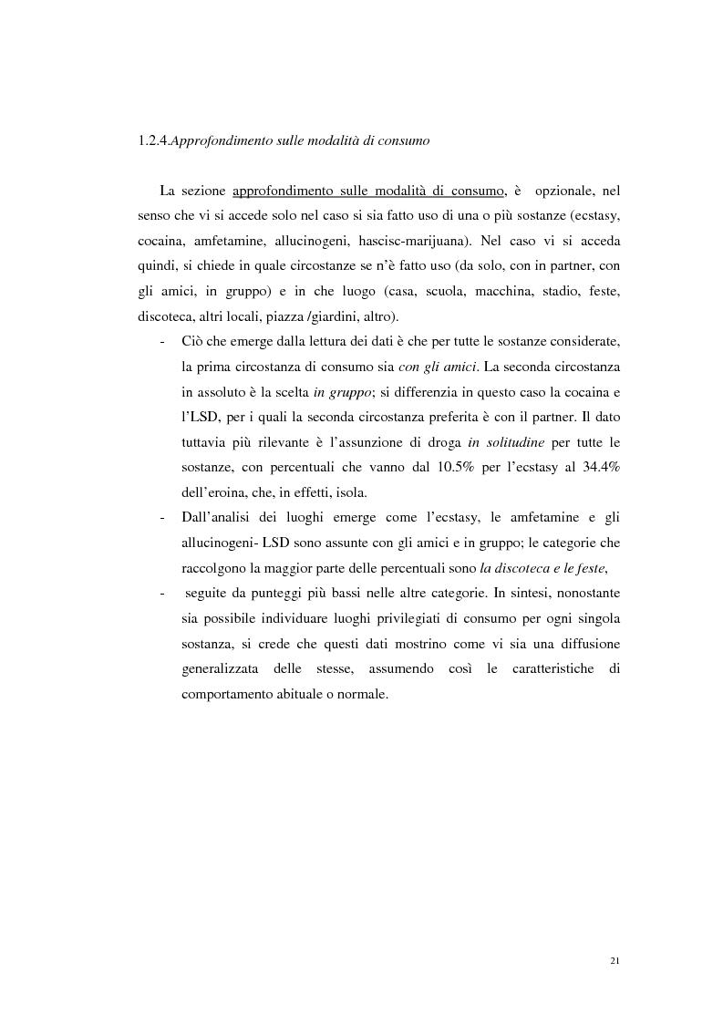 Anteprima della tesi: Il progetto del ''Delegato Sociale'', una sperimentazione nelle imprese e servizi della Provincia di Reggio Emilia, Pagina 13
