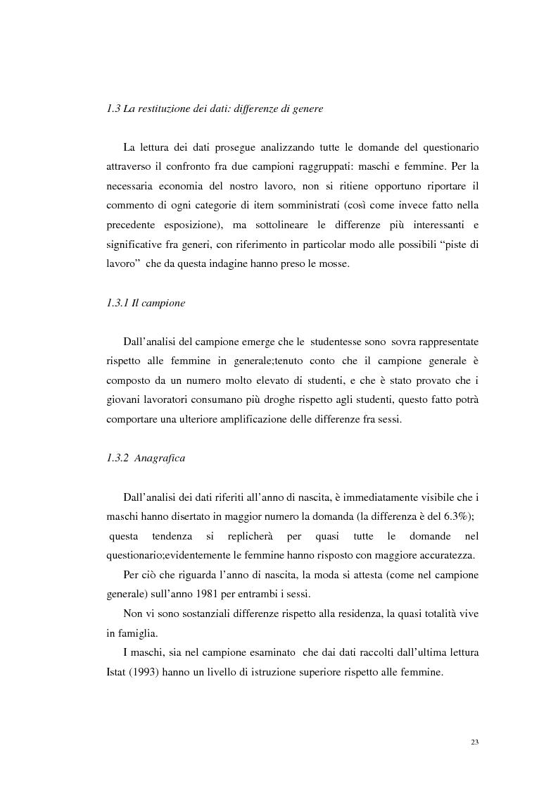 Anteprima della tesi: Il progetto del ''Delegato Sociale'', una sperimentazione nelle imprese e servizi della Provincia di Reggio Emilia, Pagina 15