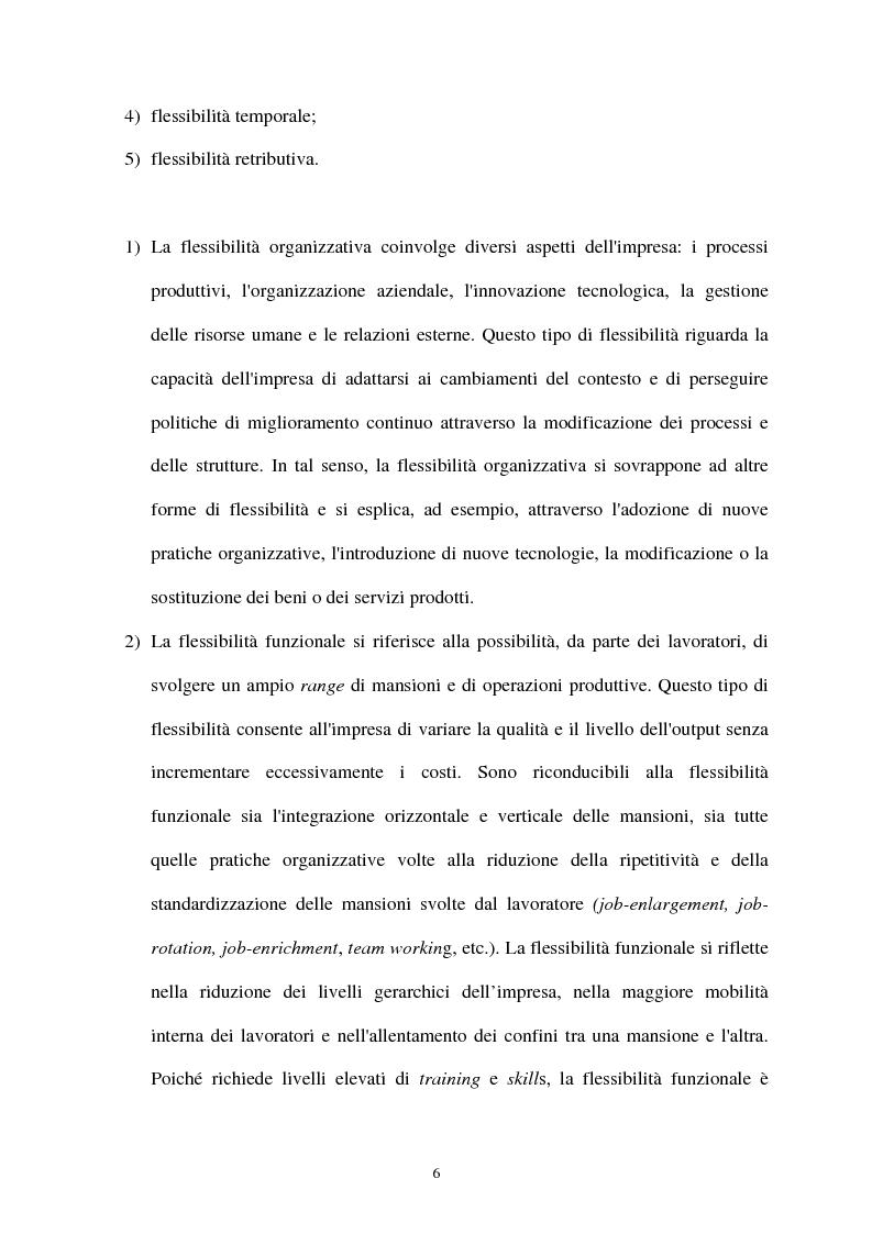 Anteprima della tesi: Il lavoro interinale: l'esperienza italiana, Pagina 10