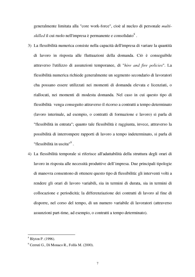 Anteprima della tesi: Il lavoro interinale: l'esperienza italiana, Pagina 11