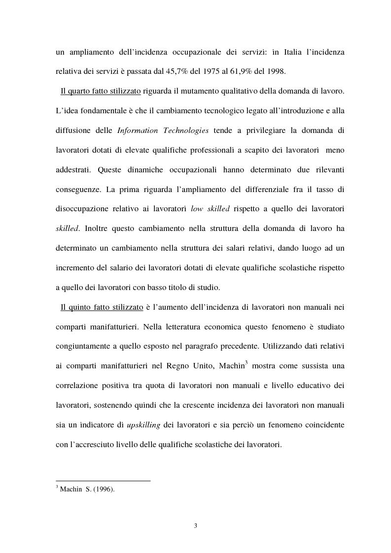 Anteprima della tesi: Il lavoro interinale: l'esperienza italiana, Pagina 7