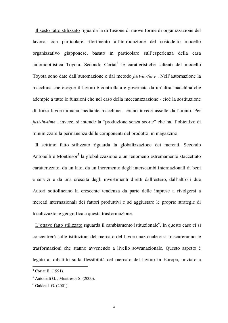 Anteprima della tesi: Il lavoro interinale: l'esperienza italiana, Pagina 8
