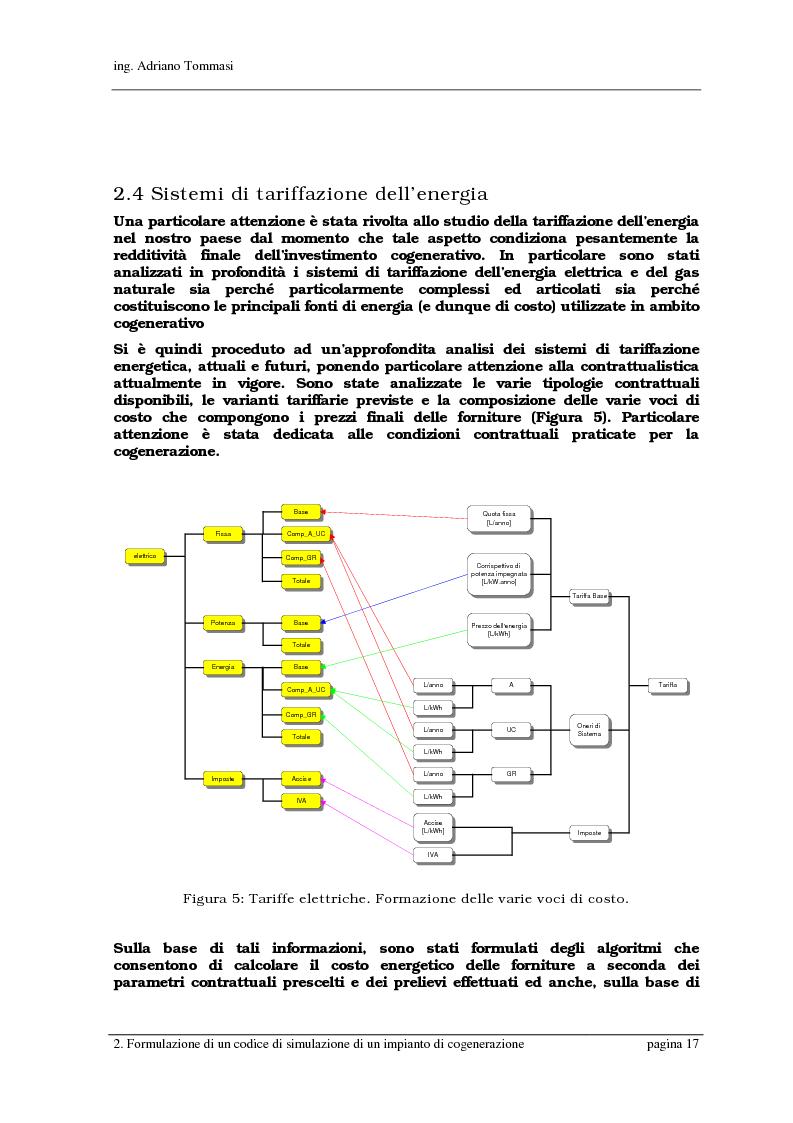 Anteprima della tesi: Formulazione e validazione di un programma di simulazione di un sistema cogenerativo a servizio di un presidio ospedaliero, Pagina 11