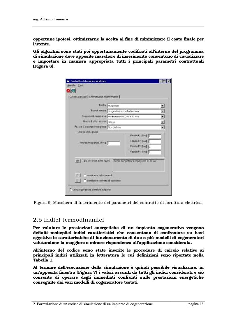 Anteprima della tesi: Formulazione e validazione di un programma di simulazione di un sistema cogenerativo a servizio di un presidio ospedaliero, Pagina 12