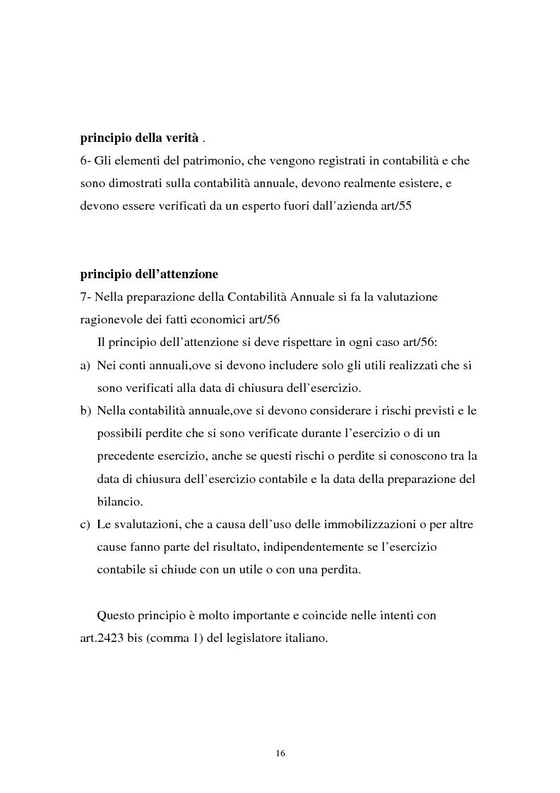 Anteprima della tesi: Analisi comparata di bilancio tra l'italiano e l'albanese, Pagina 10
