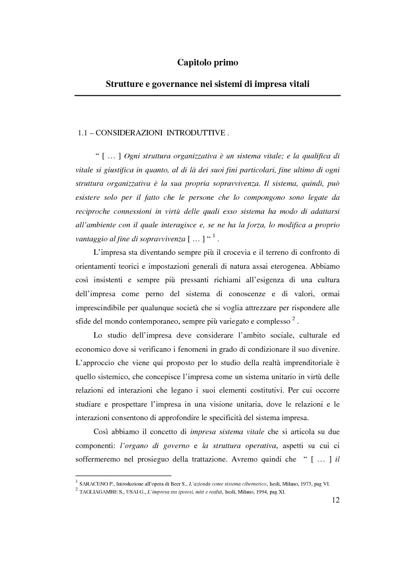 Anteprima della tesi: Verso l'impresa relazionale: l'approccio sistemico all'impresa tra vincoli e opportunità, Pagina 6