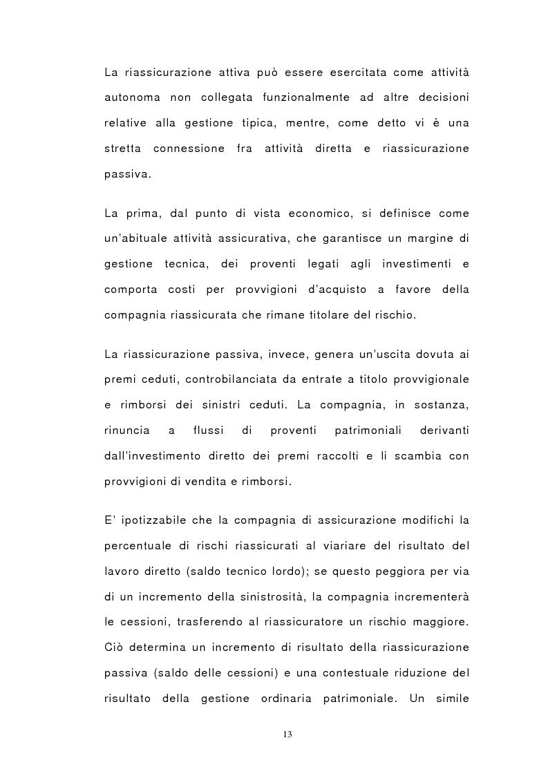 Anteprima della tesi: Il bilancio di esercizio delle imprese di assicurazione e le polizze unit-linked e index-linked, Pagina 11