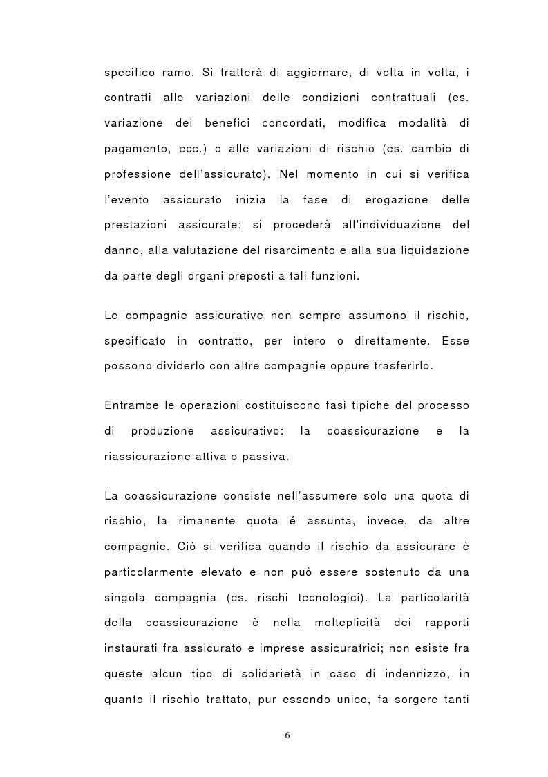 Anteprima della tesi: Il bilancio di esercizio delle imprese di assicurazione e le polizze unit-linked e index-linked, Pagina 4