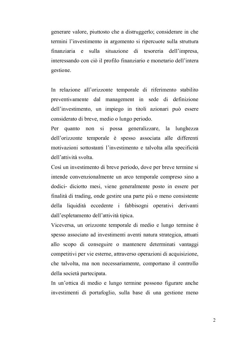 Anteprima della tesi: Integrità economica e monetaria negli investimenti azionari, Pagina 2