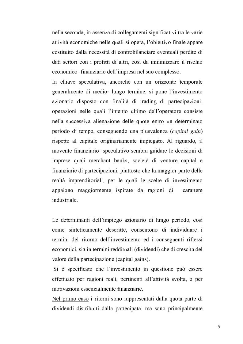 Anteprima della tesi: Integrità economica e monetaria negli investimenti azionari, Pagina 5