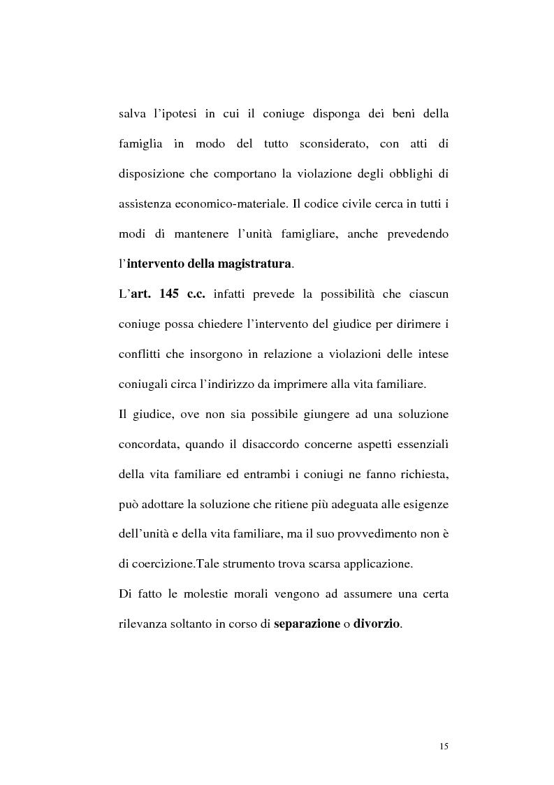 Anteprima della tesi: Il mobbing: concetto e fenomenologia giuridica, Pagina 15