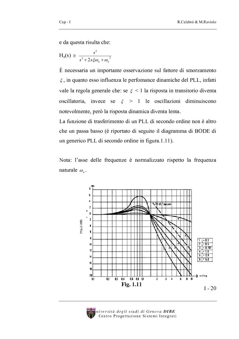 Anteprima della tesi: Progetto di un sintetizzatore a PLL per frequenze 25, 50, 75 Mhz in tecnologia CMOS 0.8 micron, Pagina 15