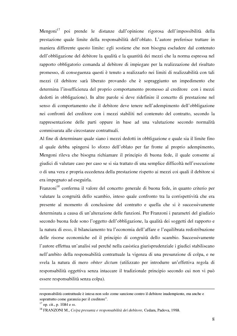 Anteprima della tesi: Le responsabilità contrattuali nell'e-commerce, Pagina 10