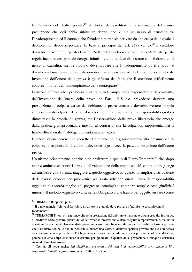 Anteprima della tesi: Le responsabilità contrattuali nell'e-commerce, Pagina 11