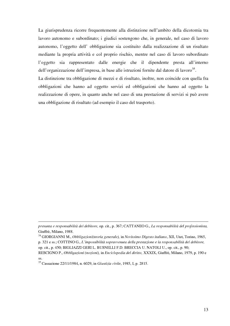 Anteprima della tesi: Le responsabilità contrattuali nell'e-commerce, Pagina 15