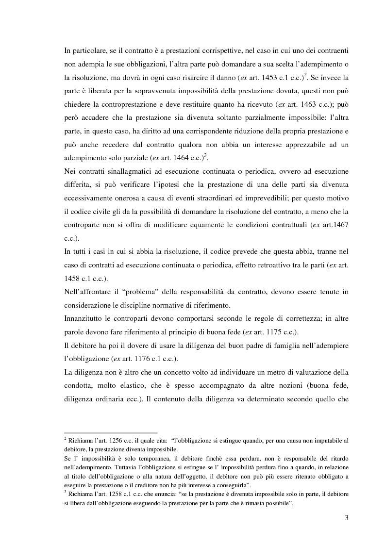 Anteprima della tesi: Le responsabilità contrattuali nell'e-commerce, Pagina 5