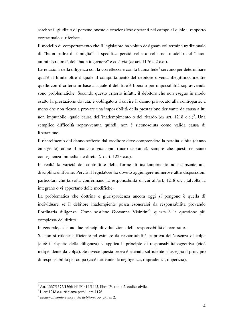 Anteprima della tesi: Le responsabilità contrattuali nell'e-commerce, Pagina 6