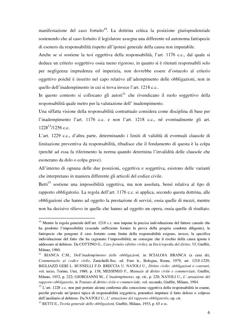 Anteprima della tesi: Le responsabilità contrattuali nell'e-commerce, Pagina 8