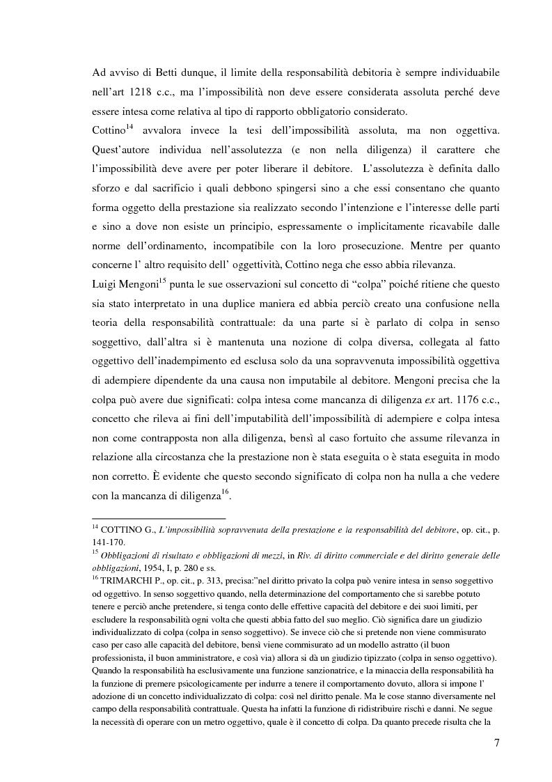 Anteprima della tesi: Le responsabilità contrattuali nell'e-commerce, Pagina 9