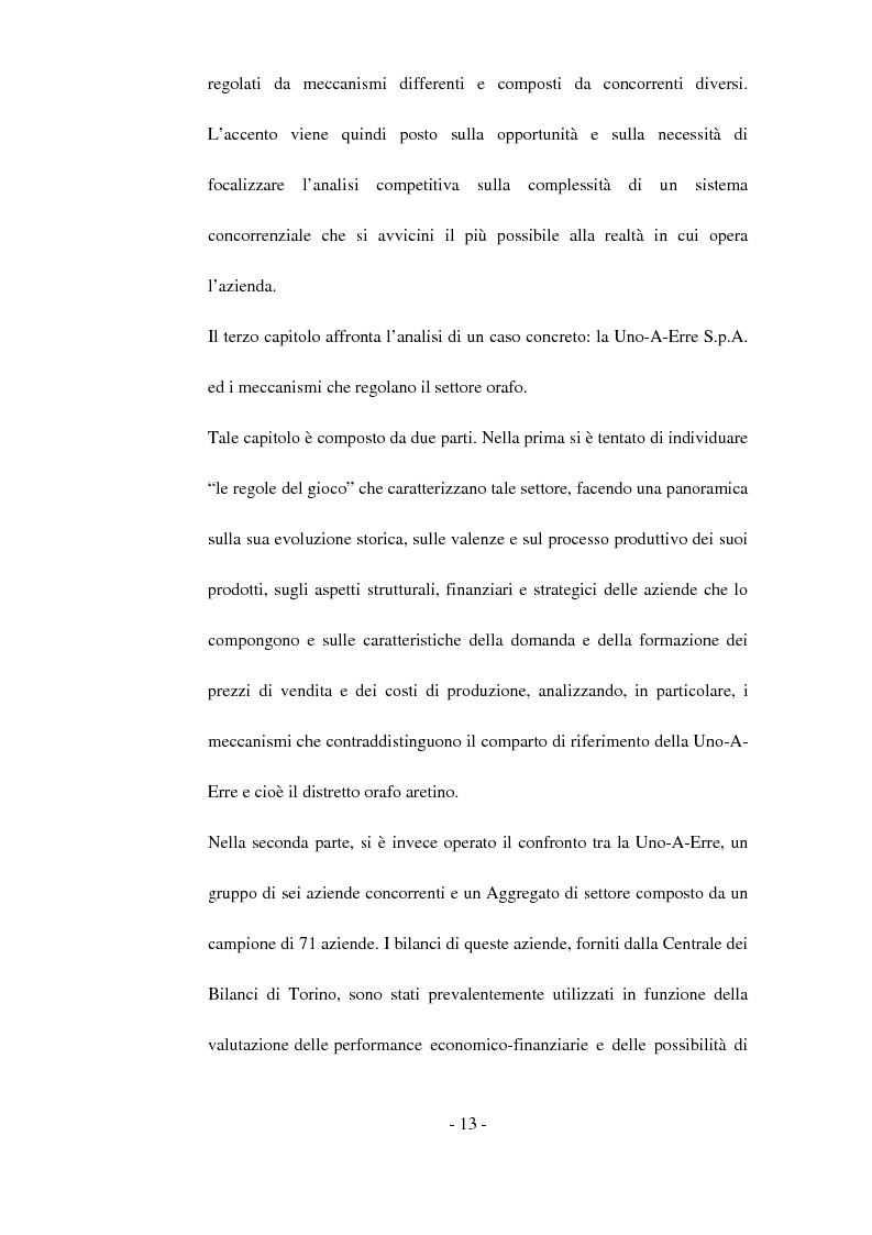 Anteprima della tesi: Tecniche di analisi della competizione, Pagina 7