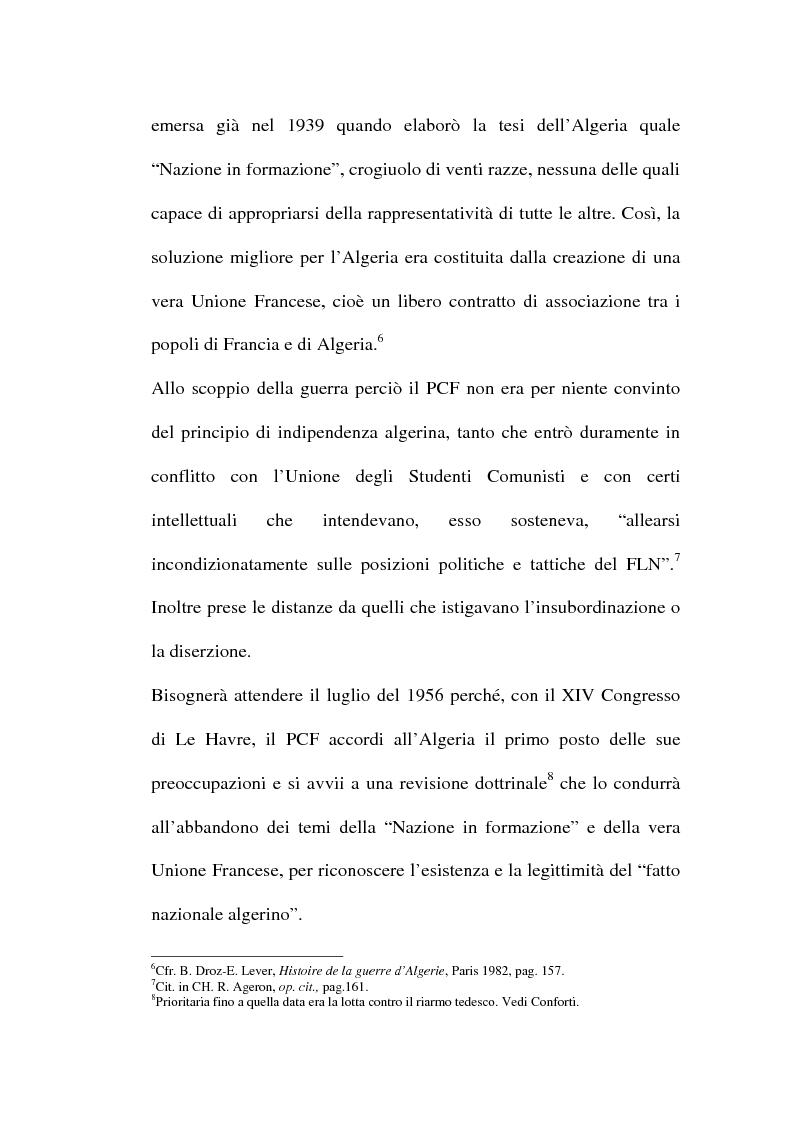 Anteprima della tesi: Il problema algerino e de Gaulle, Pagina 4