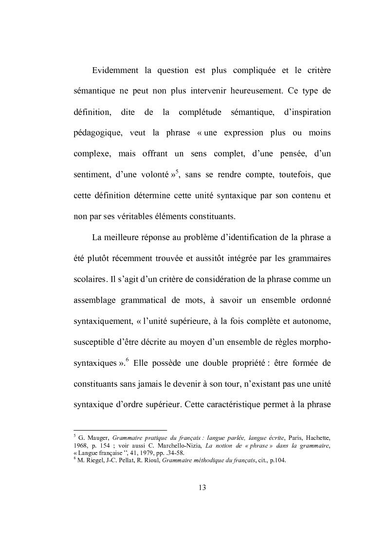 Anteprima della tesi: Formation et place de l'adjectif dans la presse française, Pagina 13