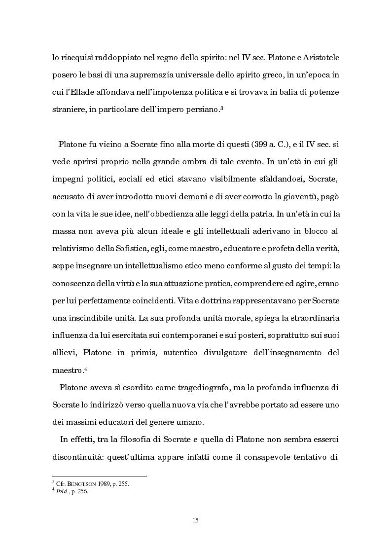 Anteprima della tesi: Atlantide tra mito e archeologia, Pagina 11