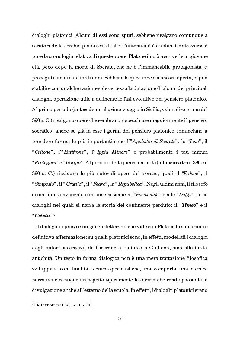 Anteprima della tesi: Atlantide tra mito e archeologia, Pagina 13