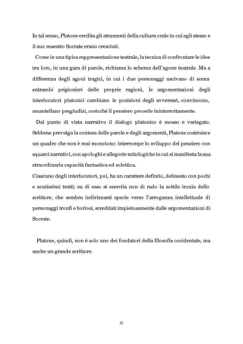 Anteprima della tesi: Atlantide tra mito e archeologia, Pagina 15