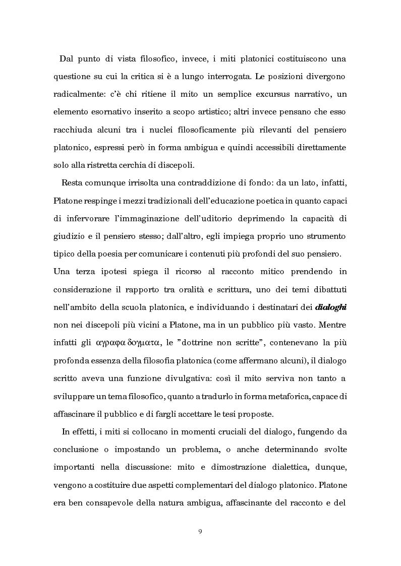 Anteprima della tesi: Atlantide tra mito e archeologia, Pagina 5
