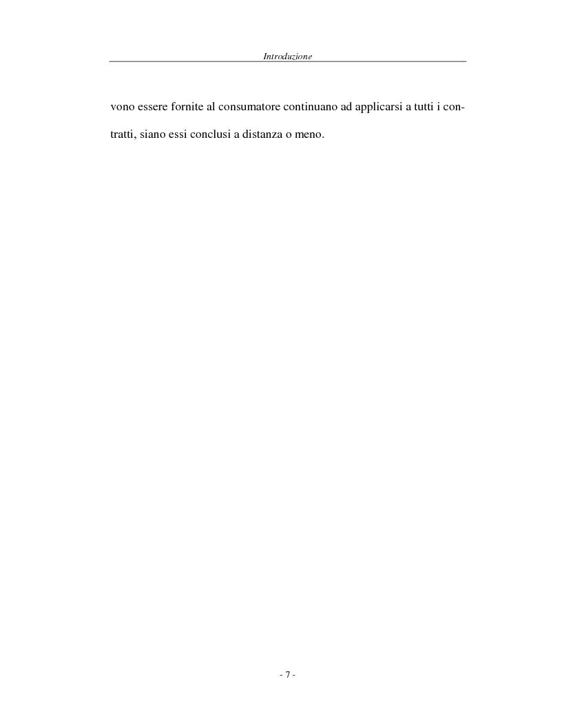 Anteprima della tesi: L'attività di offerta fuori sede e a distanza di servizi e strumenti finanziari, Pagina 7