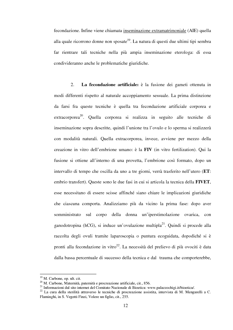 Anteprima della tesi: Procreazione e scelta responsabile, Pagina 9