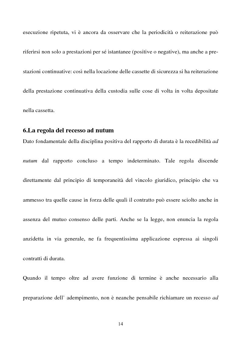 Anteprima della tesi: Gli effetti della sentenza dichiarativa di fallimento sui contratti di durata, Pagina 11
