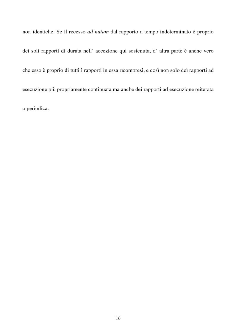 Anteprima della tesi: Gli effetti della sentenza dichiarativa di fallimento sui contratti di durata, Pagina 13