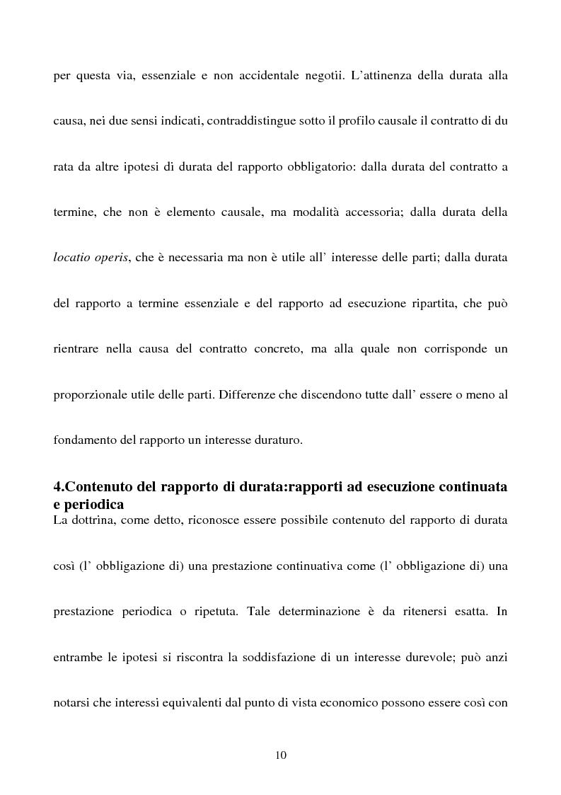 Anteprima della tesi: Gli effetti della sentenza dichiarativa di fallimento sui contratti di durata, Pagina 7