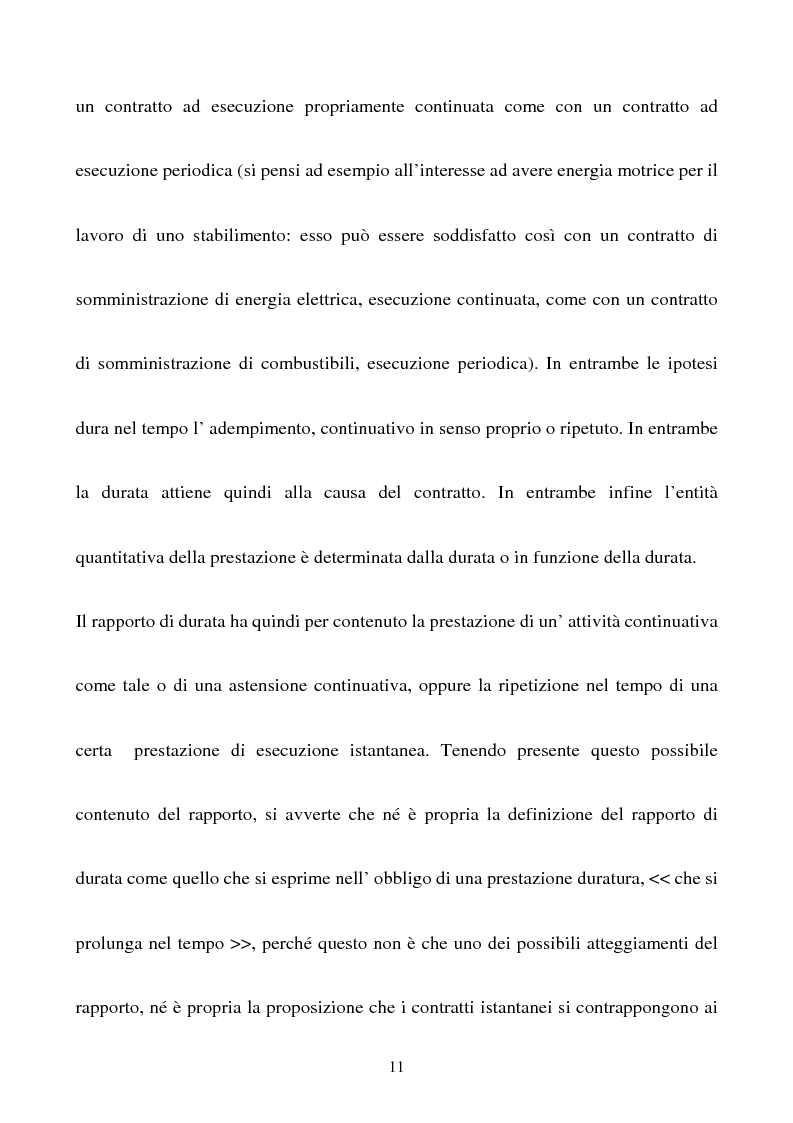 Anteprima della tesi: Gli effetti della sentenza dichiarativa di fallimento sui contratti di durata, Pagina 8